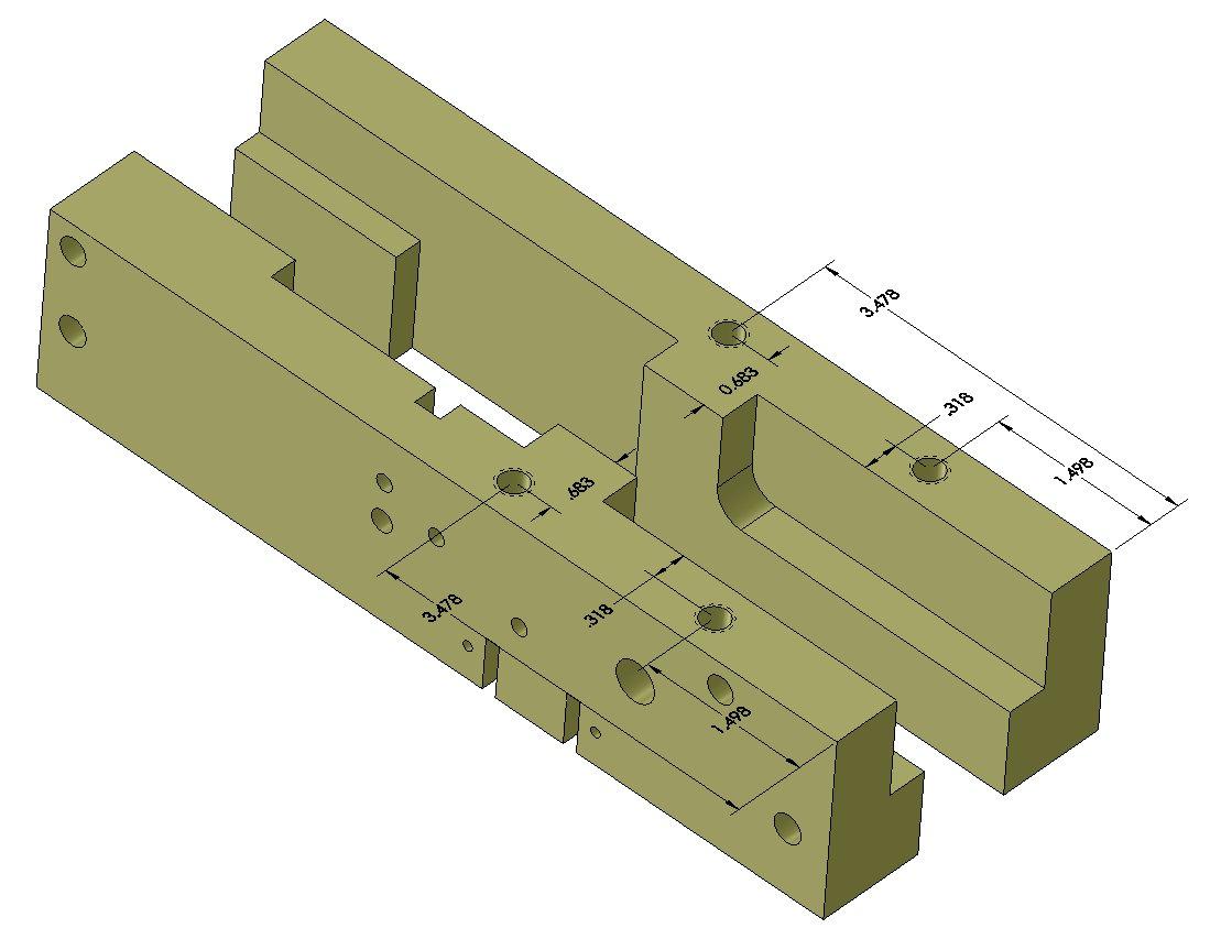 Cncgunsmithing ar15 80 lower receiver for Arkansas blueprint